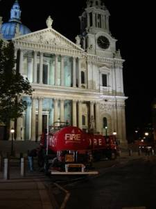 St Pauls fire cover